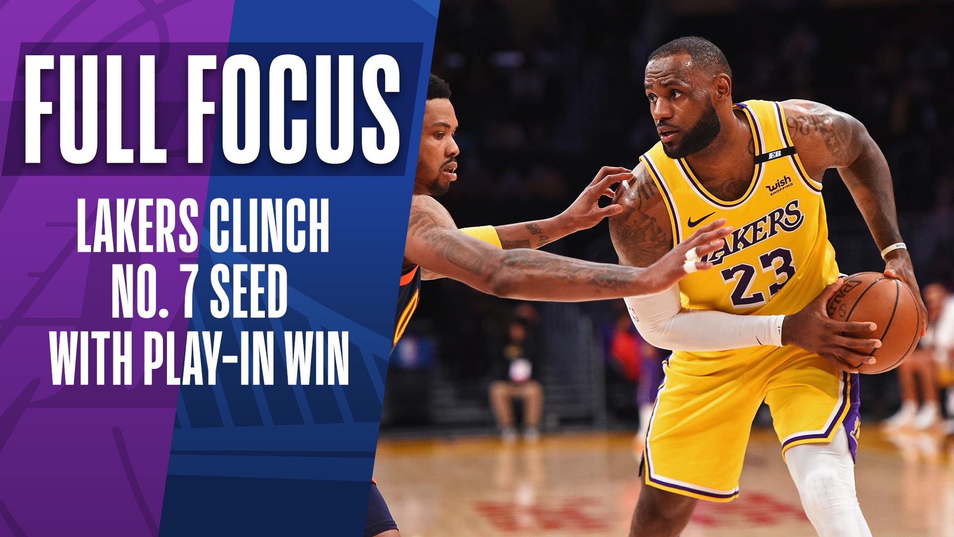 Full Focus: LeBron, Lakers top the Warriors in instant classic