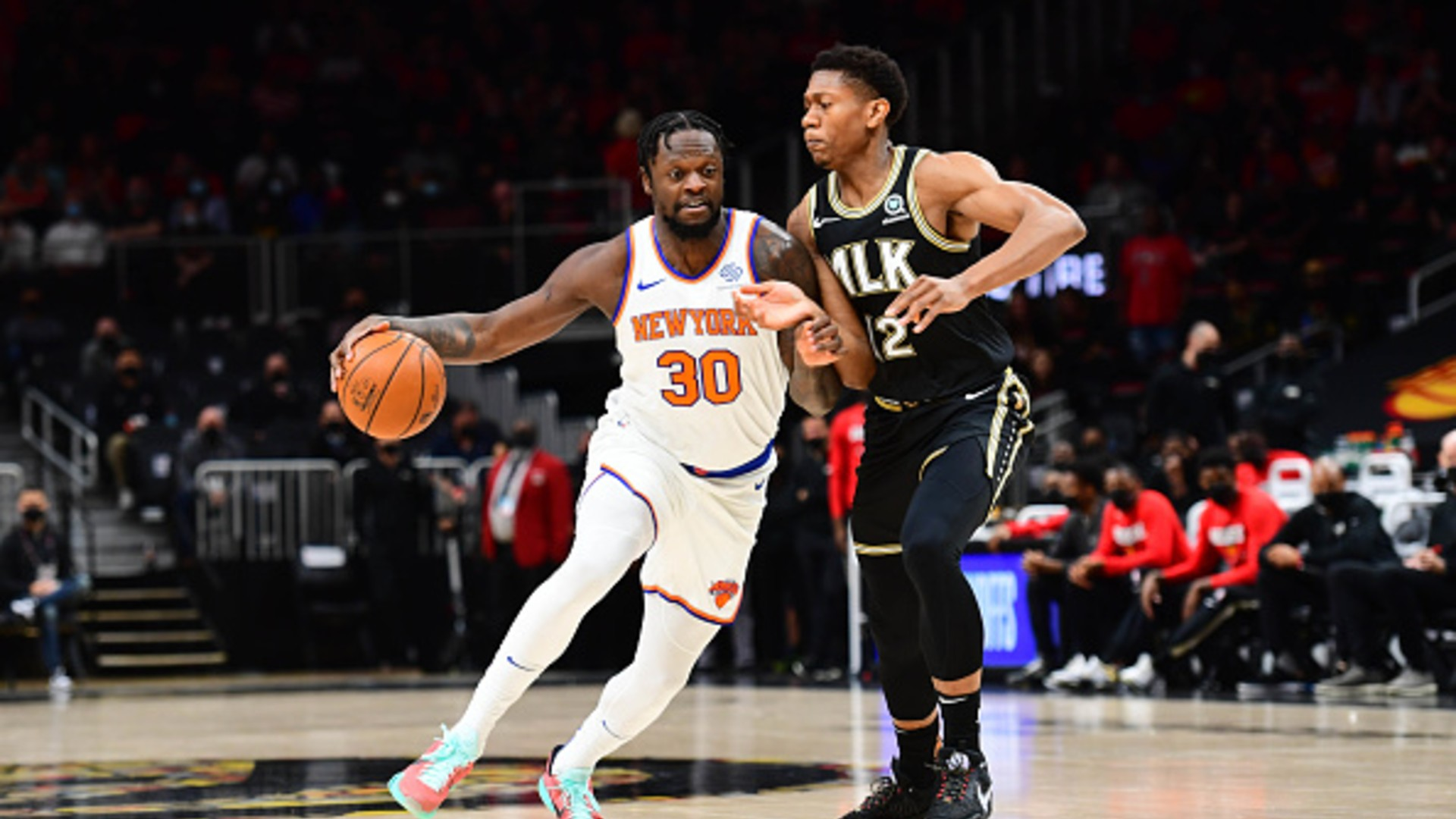 Game Recap: Hawks 113, Knicks 96