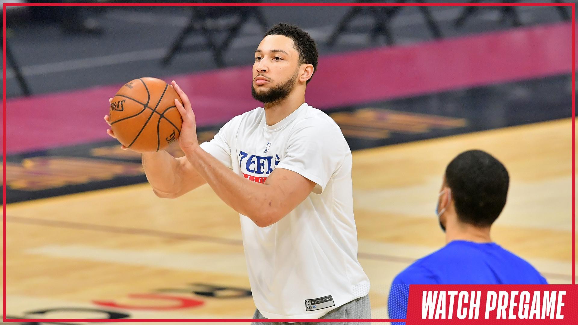 Watch Free: Pelicans vs. 76ers Pregame