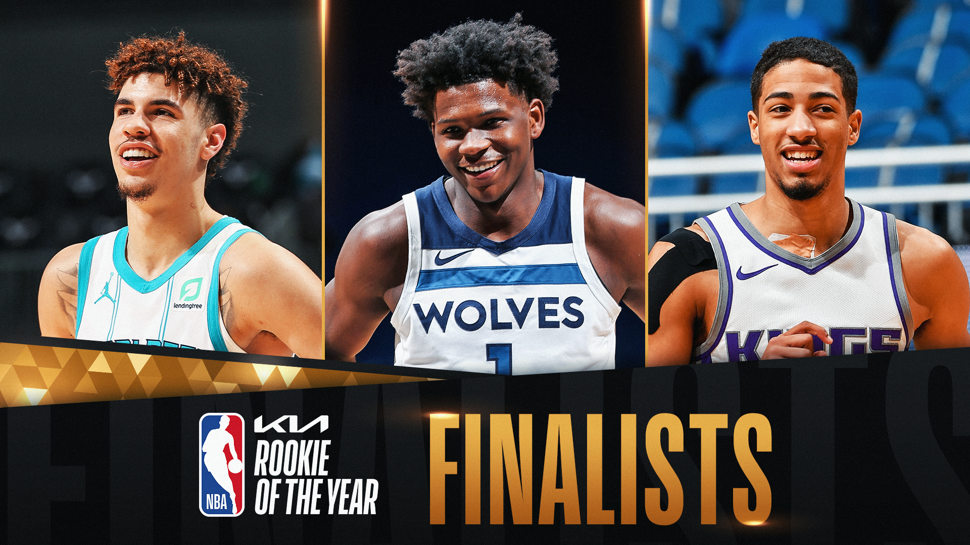 Who is the Rookie of the Year?