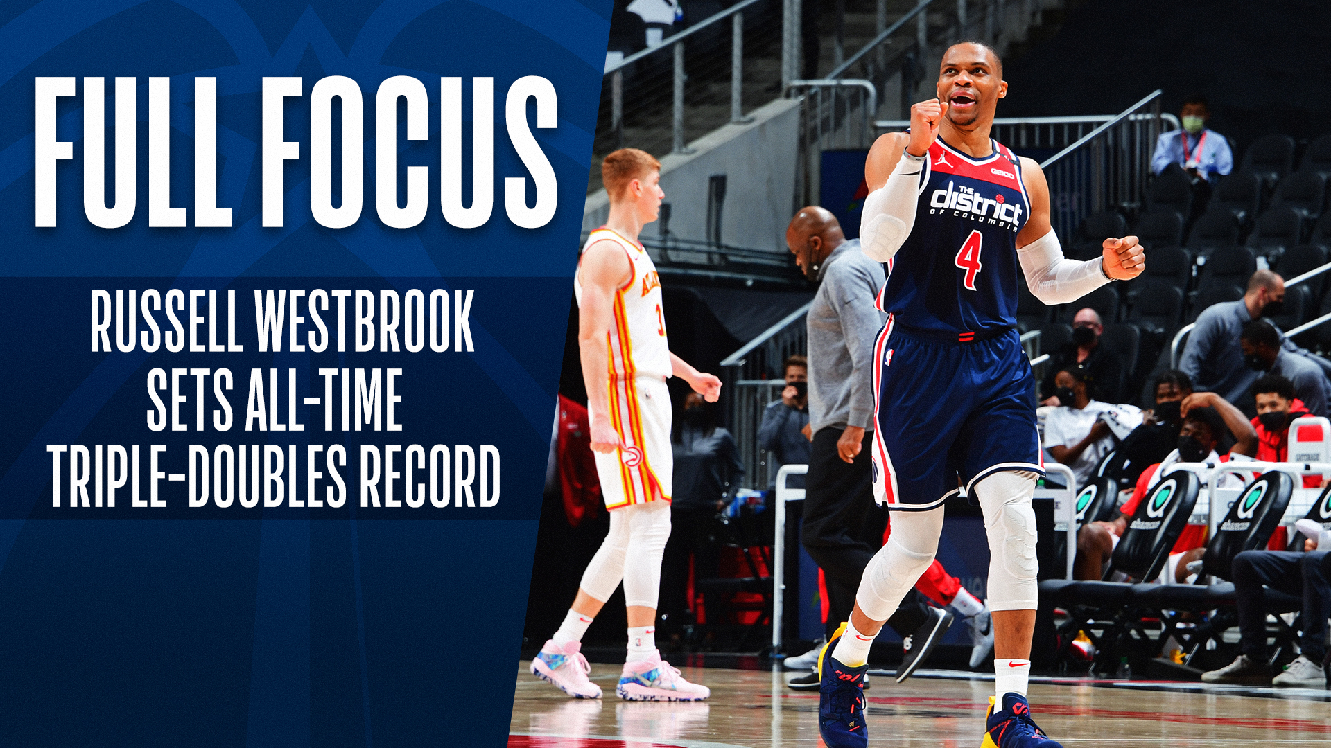 Full Focus: Westbrook becomes the all-time triple-double leader