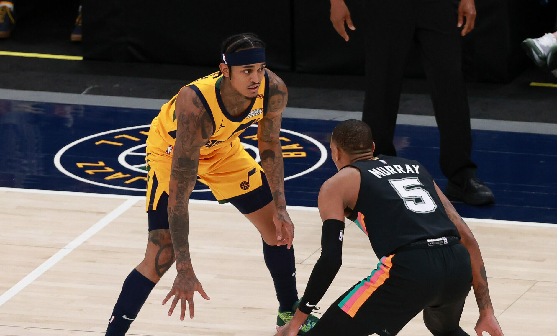 5 stats to know before Spurs-Jazz on NBA TV