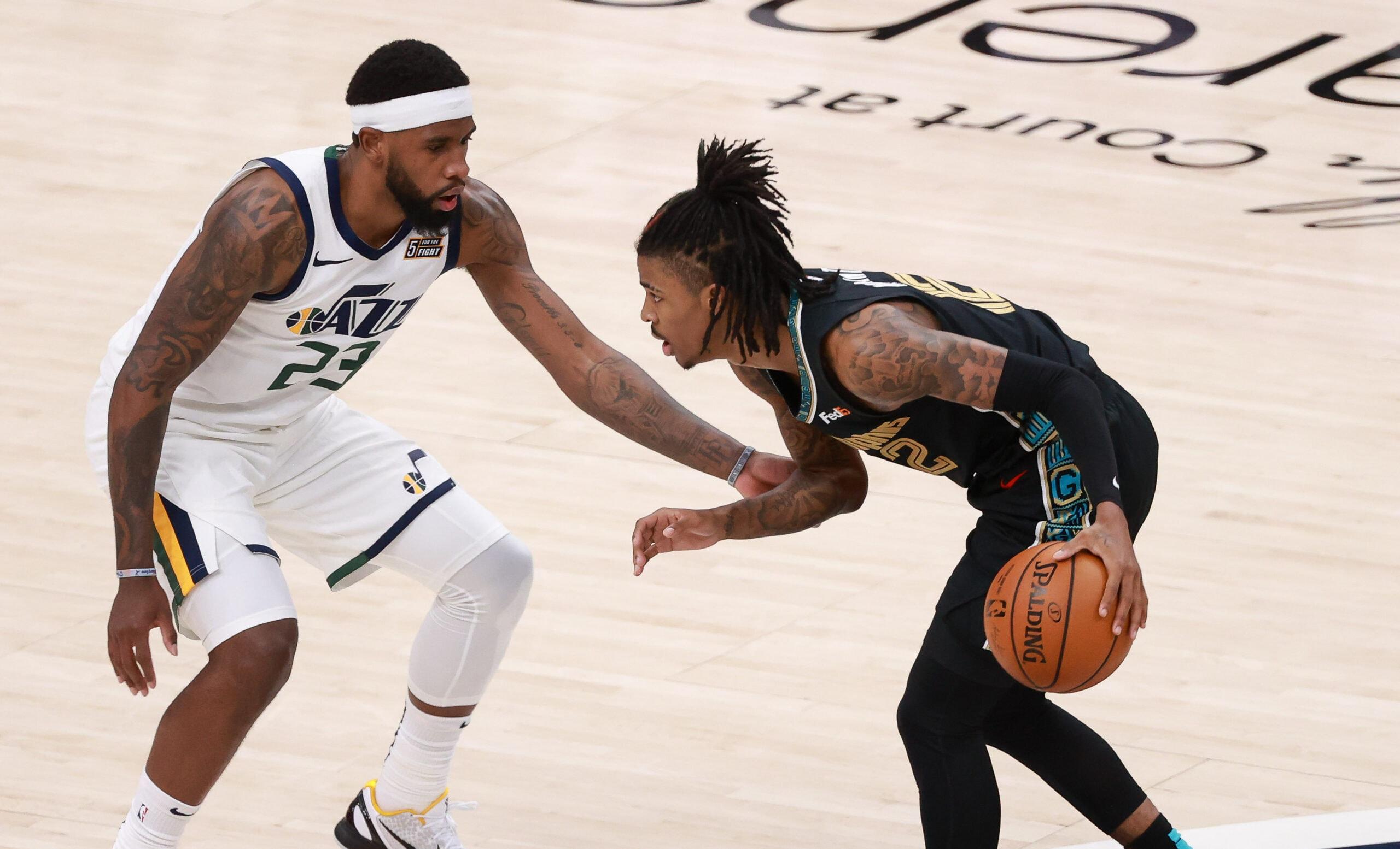Game Recap: Grizzlies 112, Jazz 109