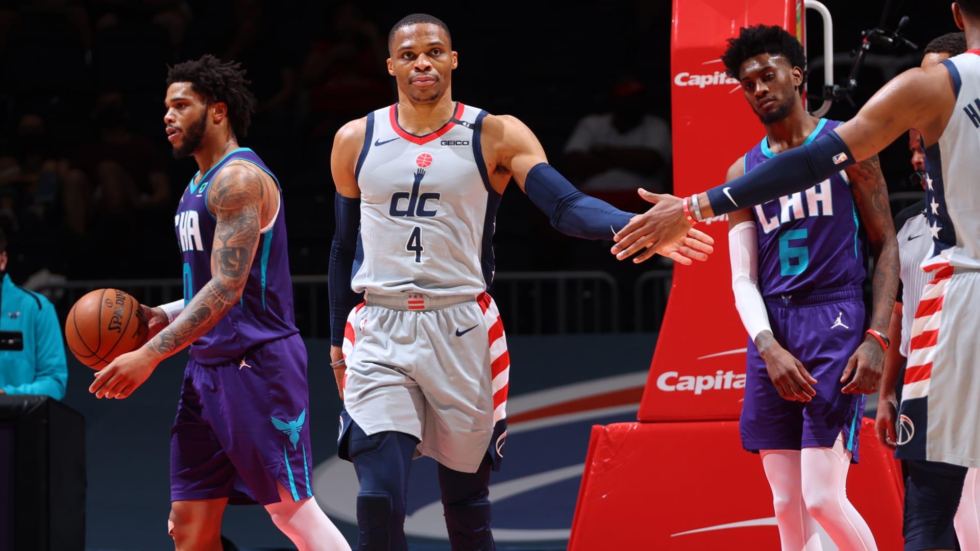 Game Recap: Wizards 115, Hornets 110