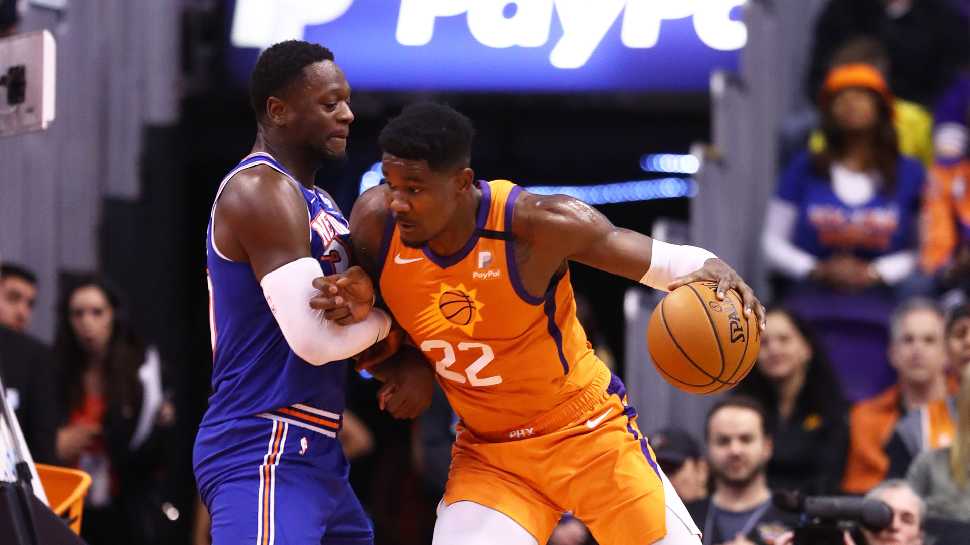 Playoff implications hover over Knicks, Suns matchup