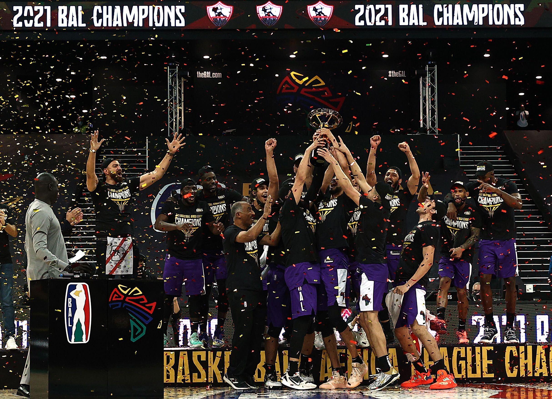 Egypt's Zamalek wins inaugural Basketball Africa League