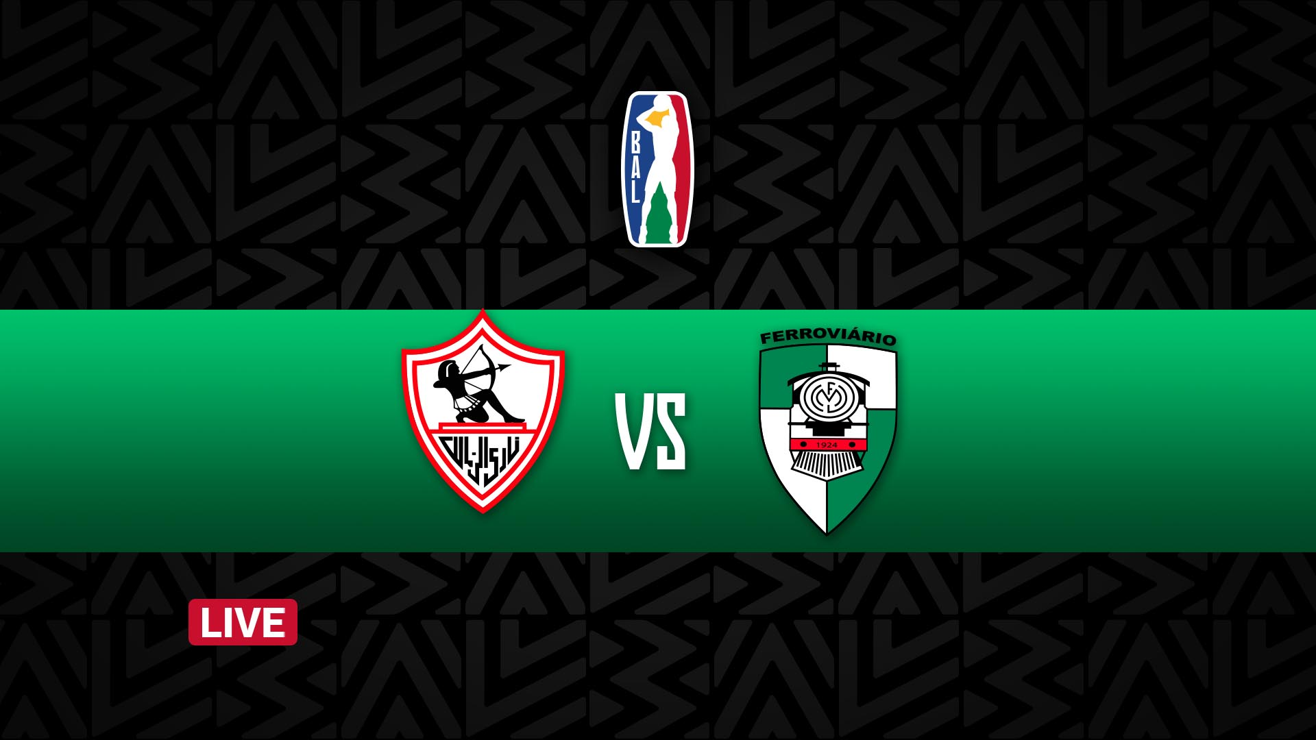 BAL: Zamalek, Ferroviario de Maputo To Face In Group C