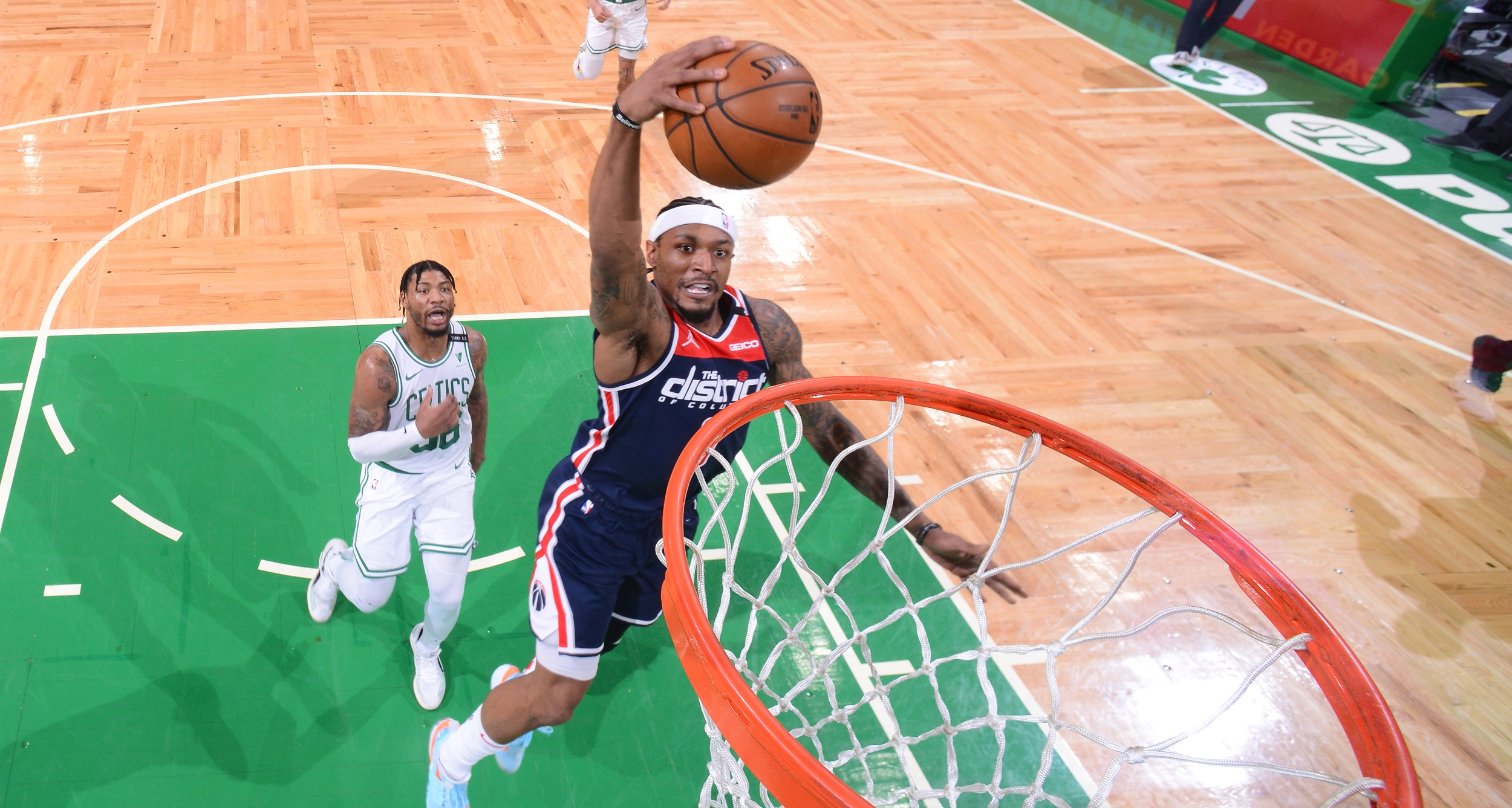 LIVE on TNT: Celtics (7) vs. Wizards (8)