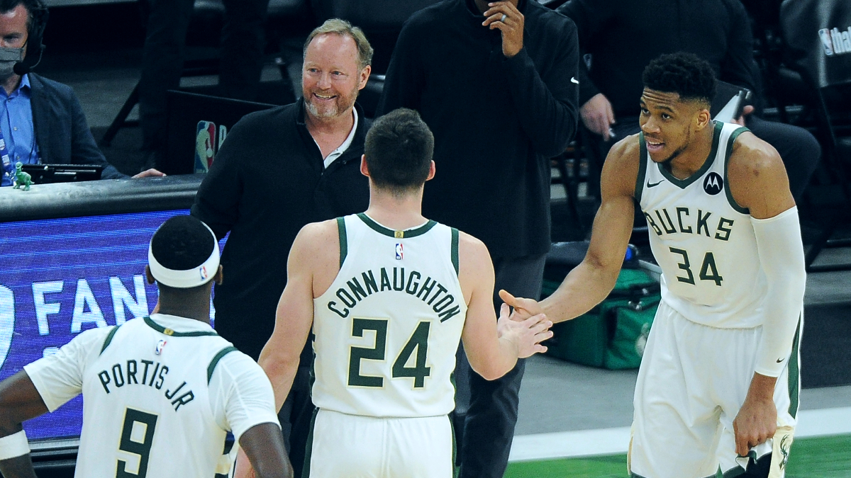 Inside the NBA: Bucks proving they have learned from the past