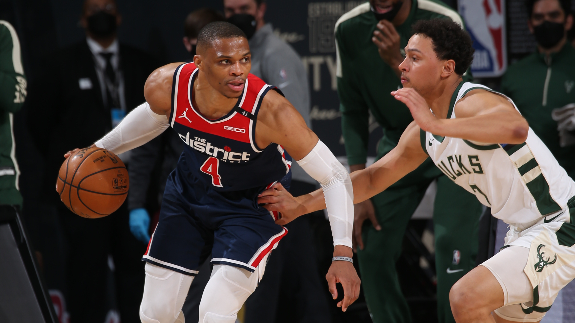Game Recap: Bucks 135, Wizards 134
