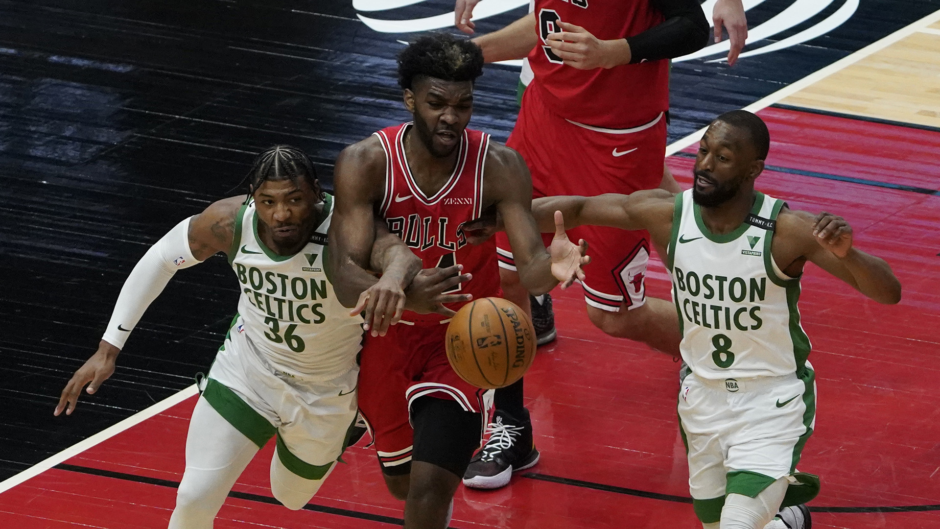 In pivotal game, Celtics down double digits to Bulls