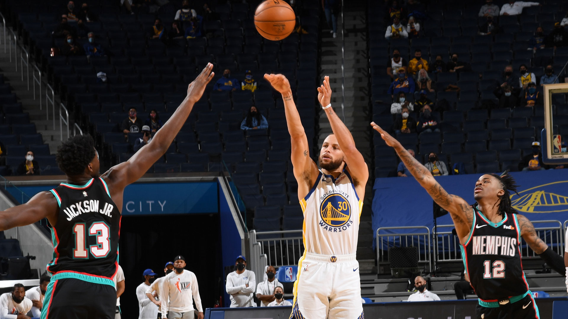 Tune-In Tidbits: Western Conference Play-In, ESPN Friday, May 21, 2021