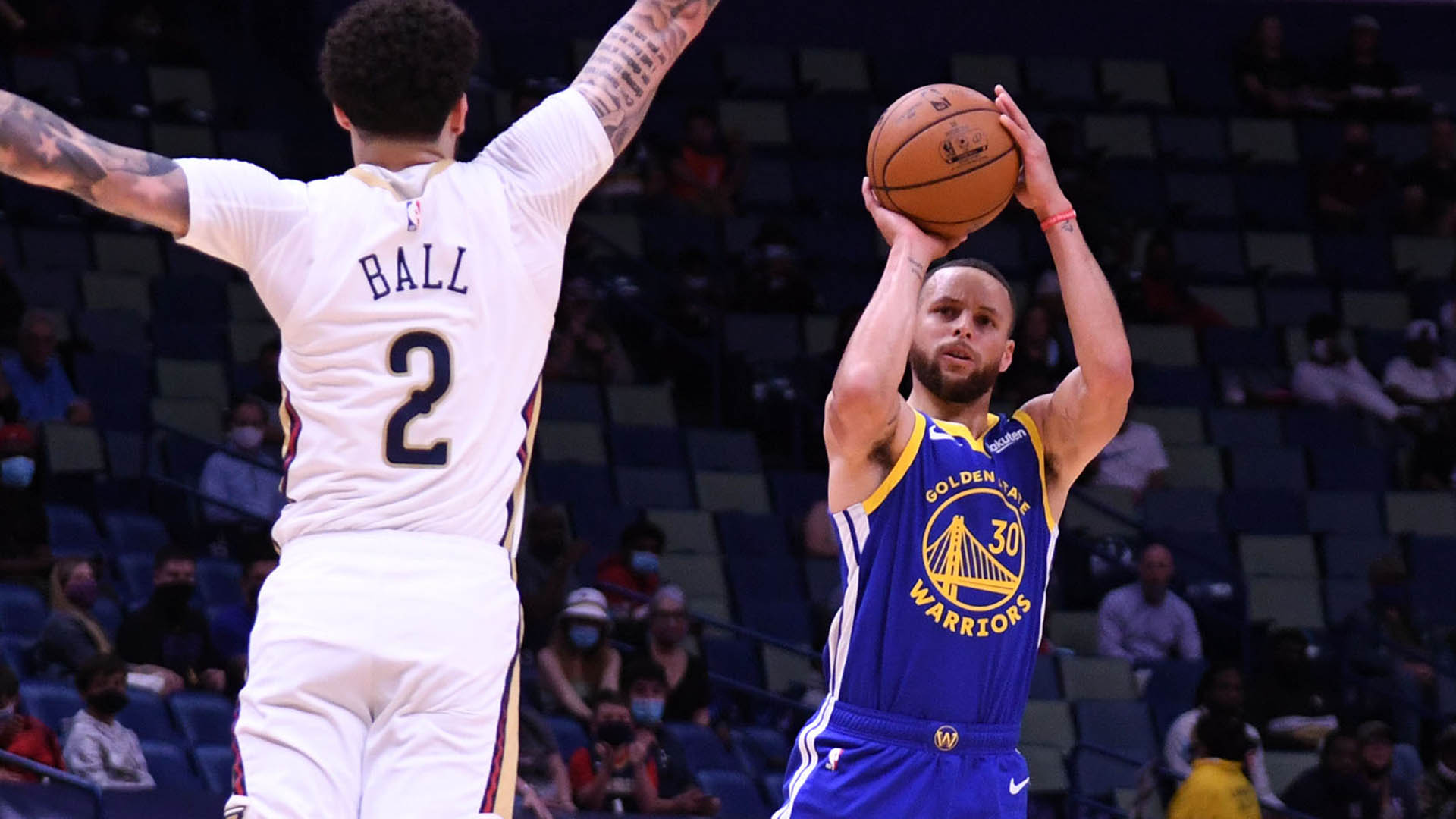 5 things to know before Pelicans-Warriors