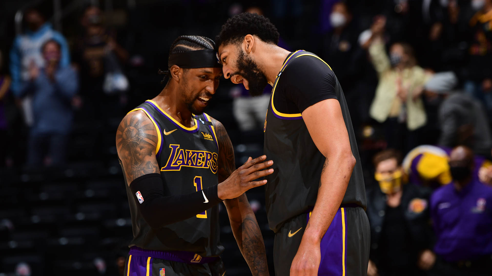 Power Rankings: Lakers find way back into Top 10