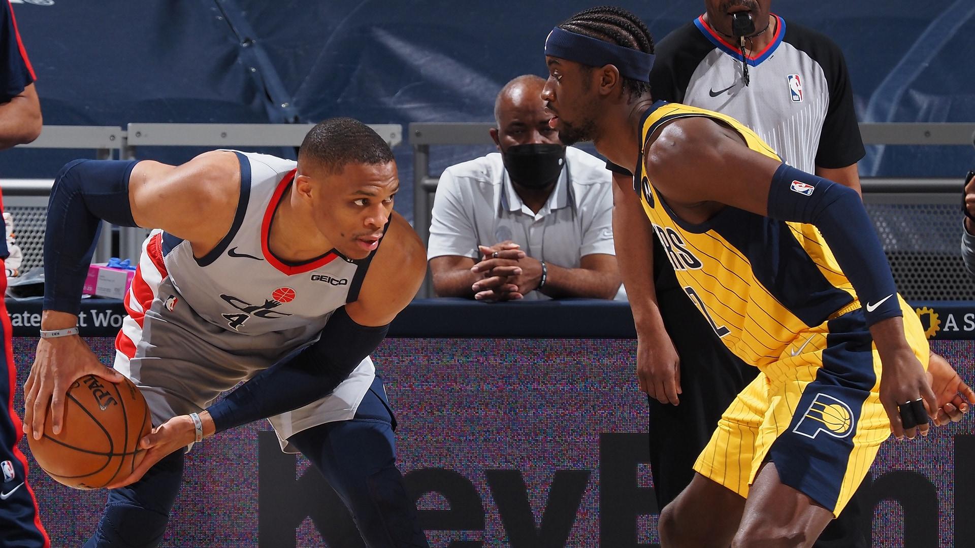Game Recap: Wizards 133, Pacers 132