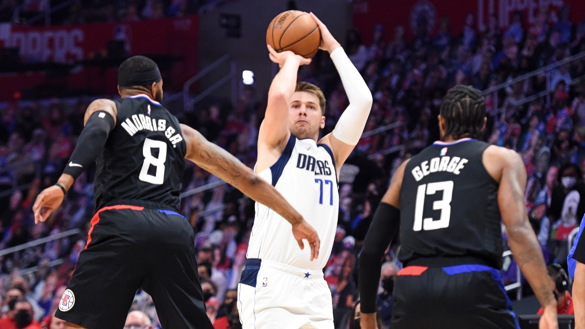 Doncic scores 39, Mavs put Clippers in 2-0 hole