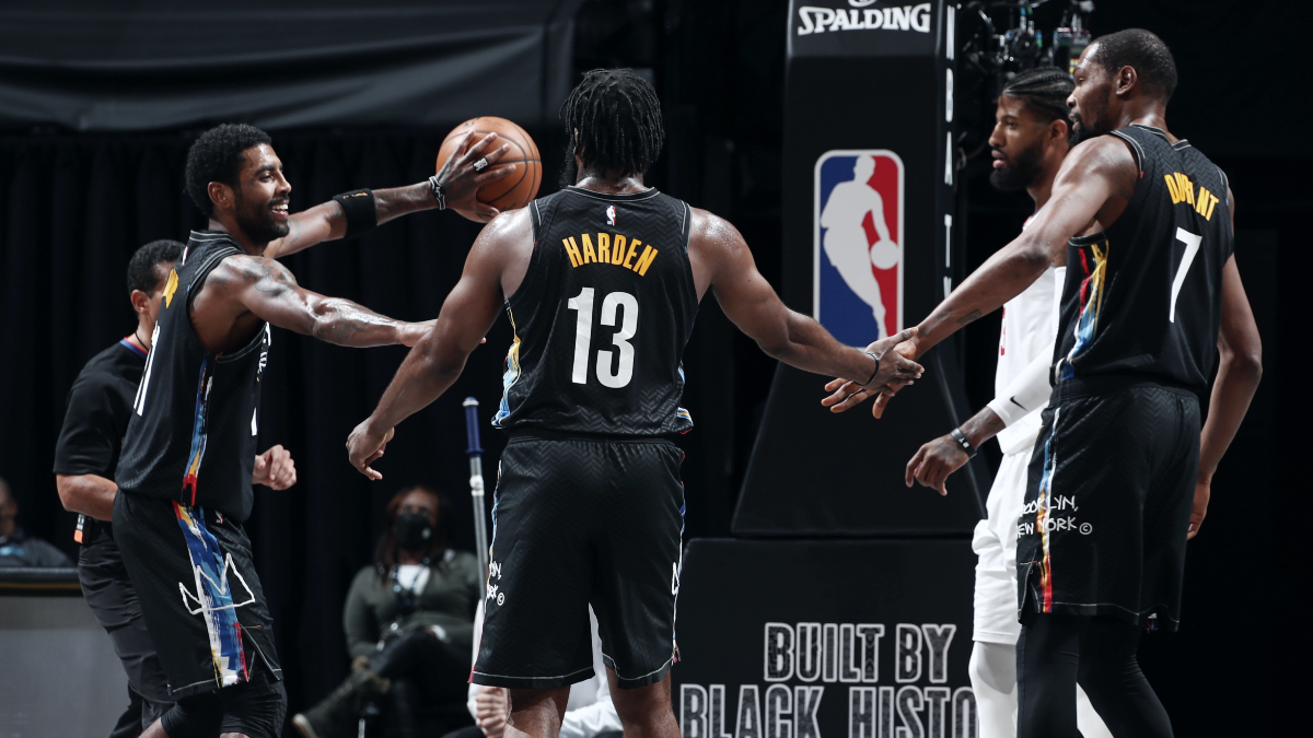 Who will be Nets' key player in postseason?