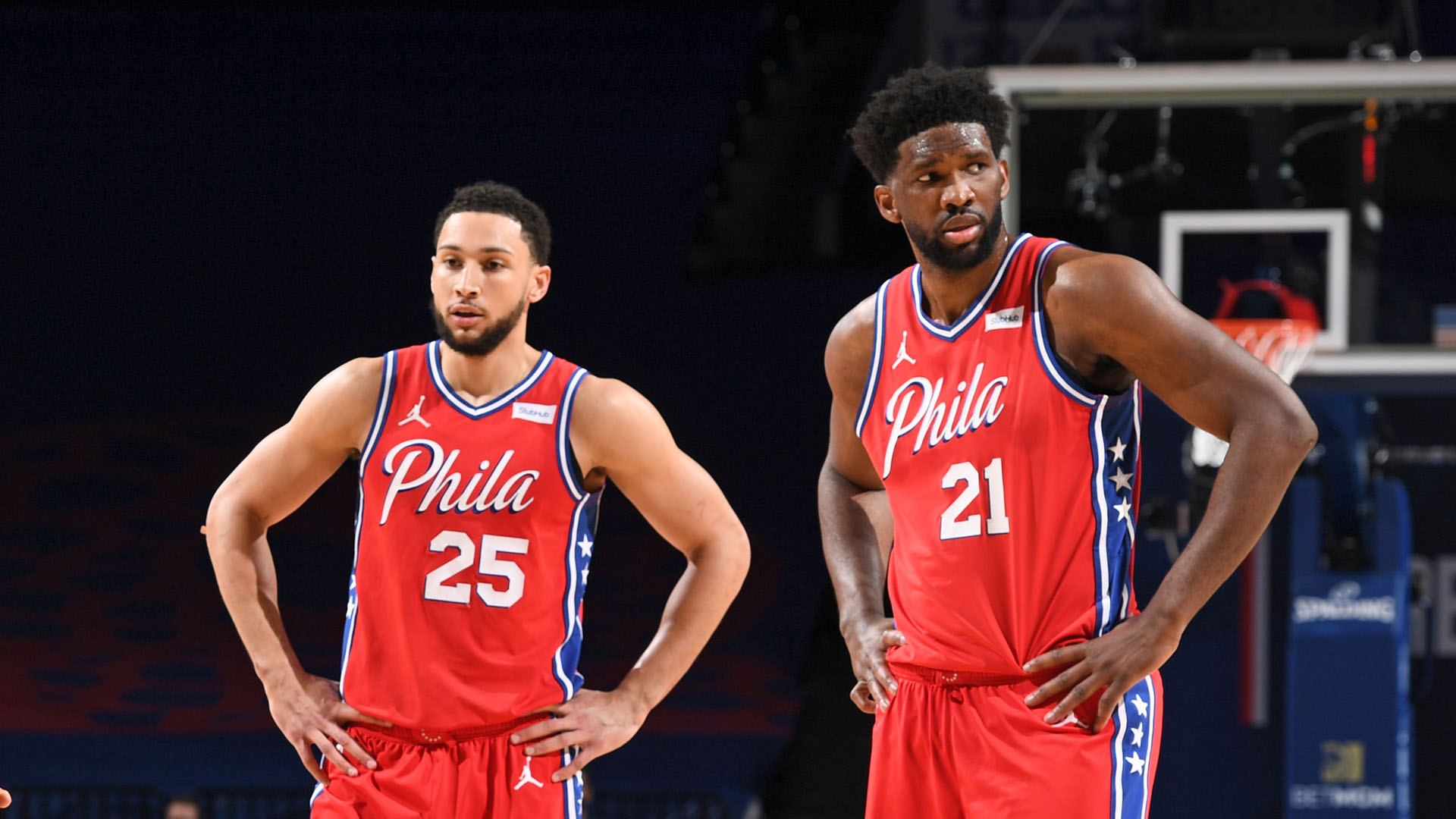 Are the 76ers the team to beat in the East?