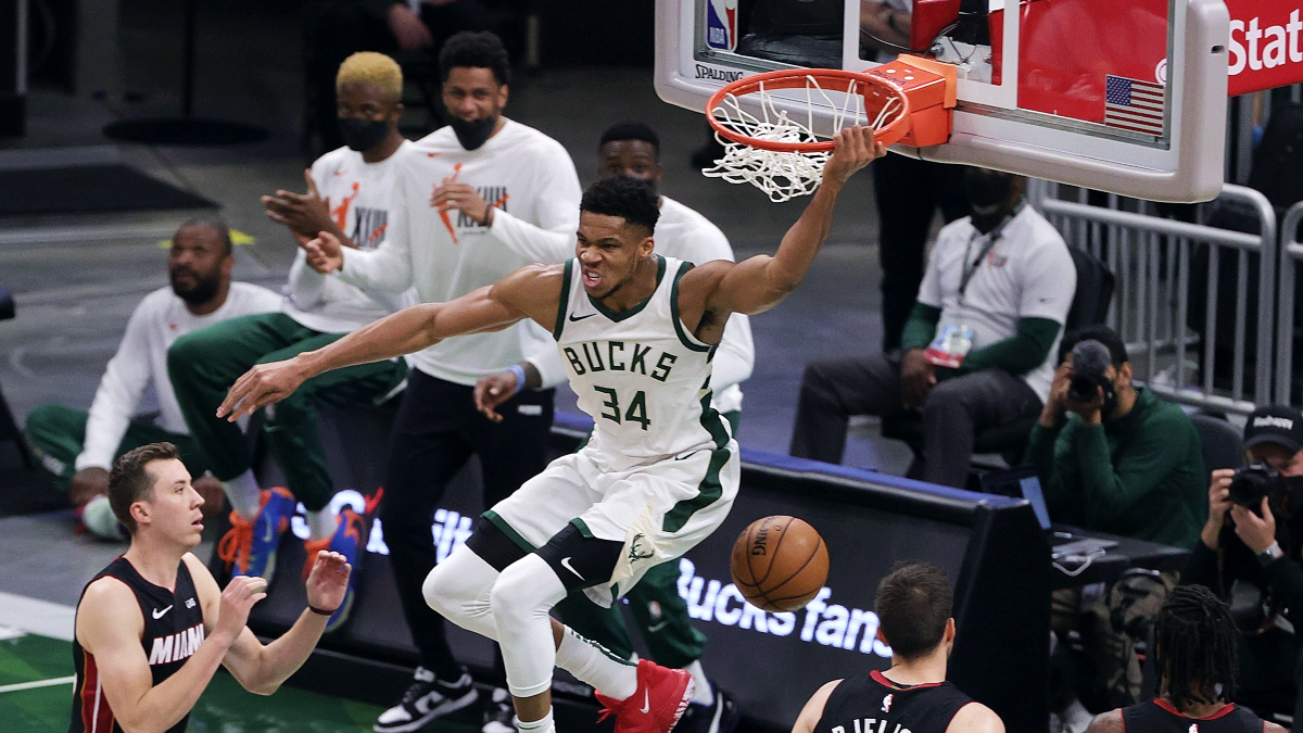 Bucks cruise past Heat in potential playoff preview