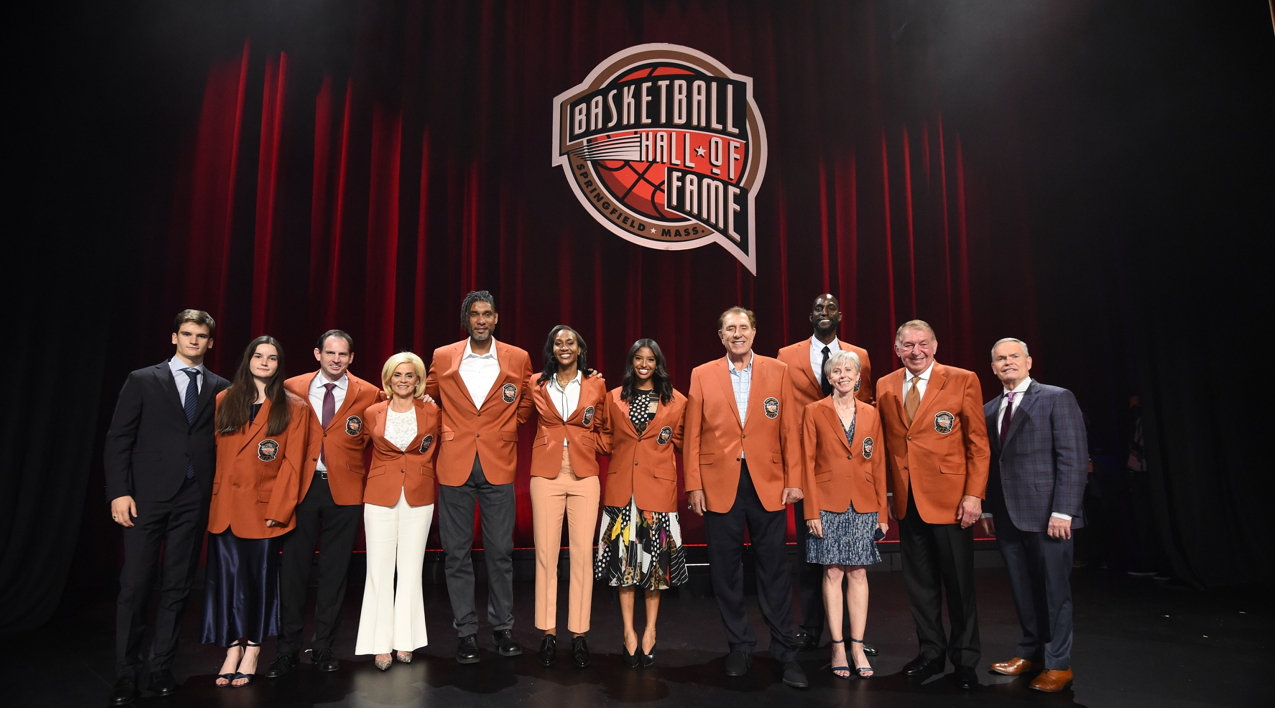 Live on ESPN: Hall of Fame Gala (Ceremony at 5:30 ET)