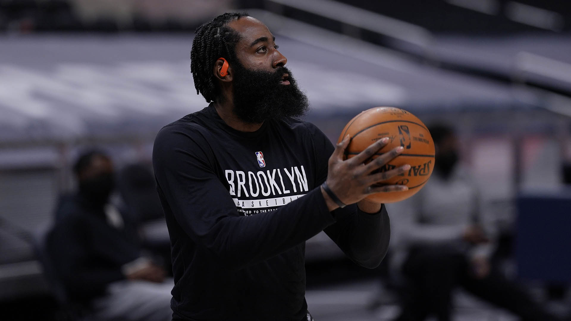 James Harden upgraded to probable tonight vs. Spurs