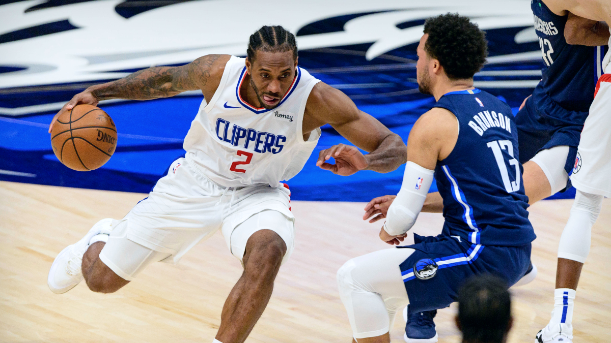 Clippers' small-ball lineup turns Mavericks into one-dimensional team