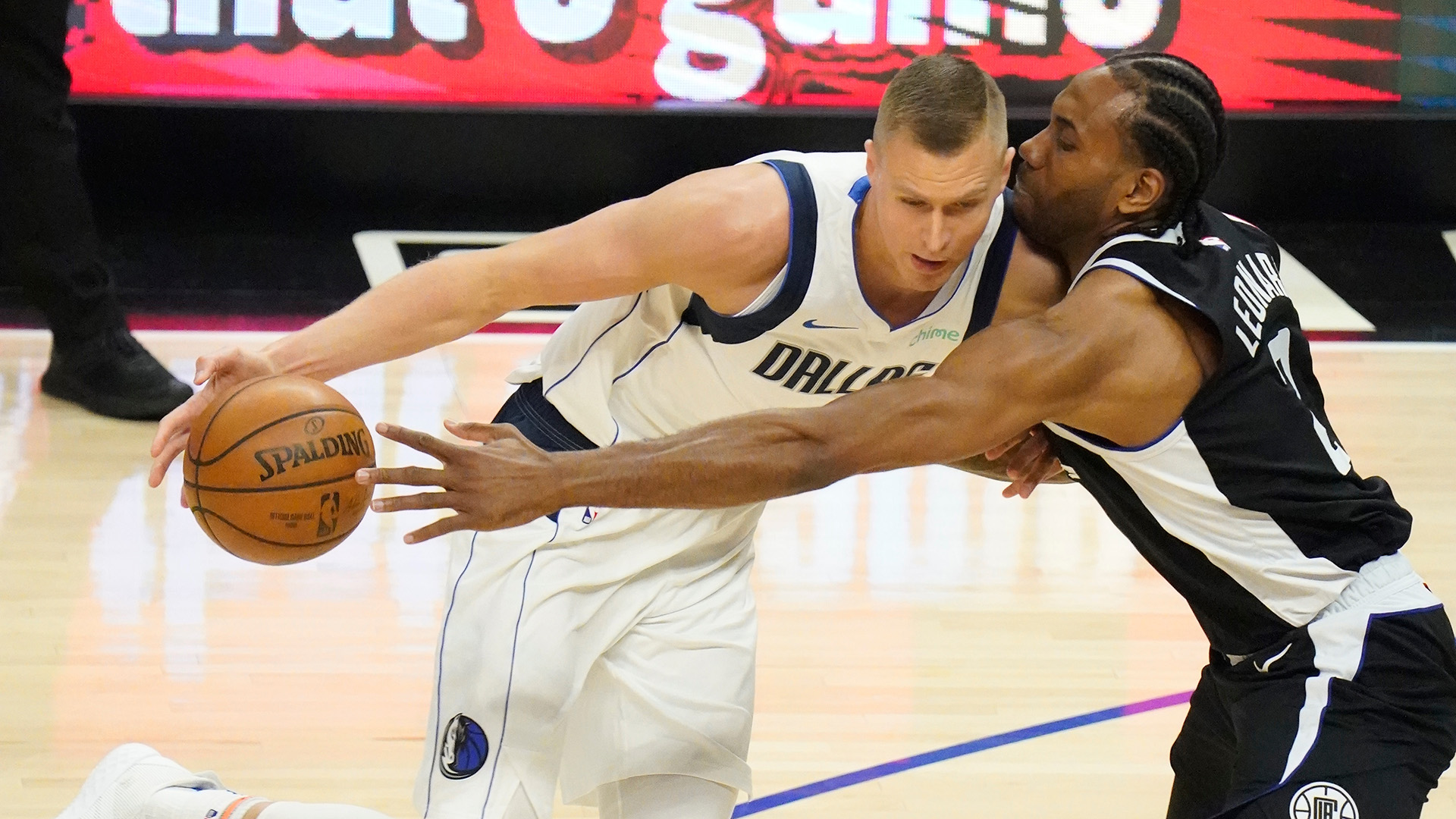 Kristaps Porzingis fined for attending club in violation of NBA rules