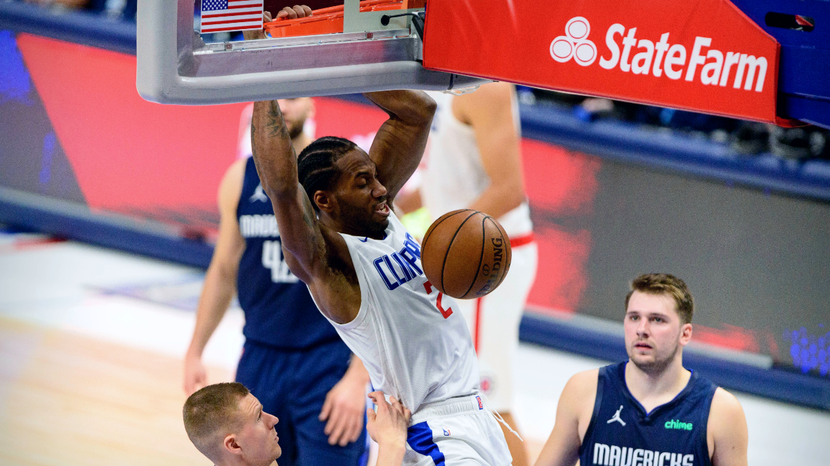 Clippers storm back on Mavs, avoid 3-0 deficit