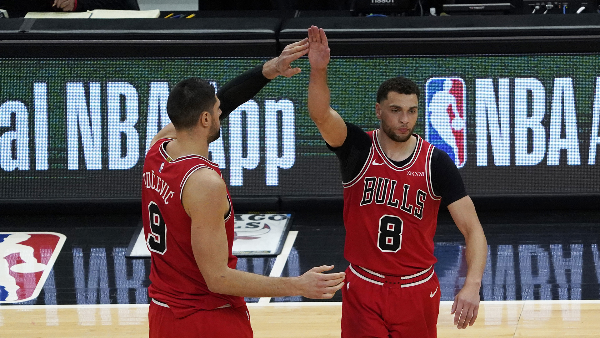 Bulls look to future after frustrating, promising season