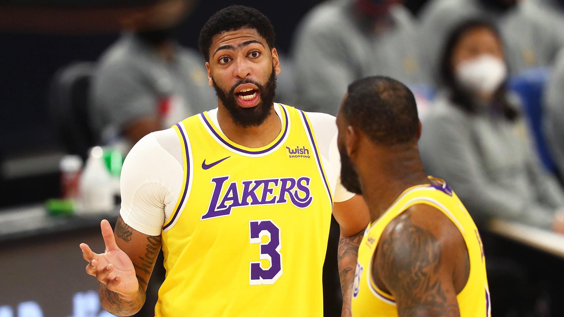 Could Play-In spot help Lakers rediscover their mojo?