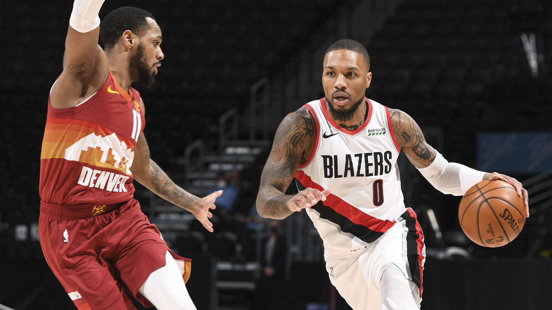 Series preview: Depth, defense will be key in Nuggets-Blazers series