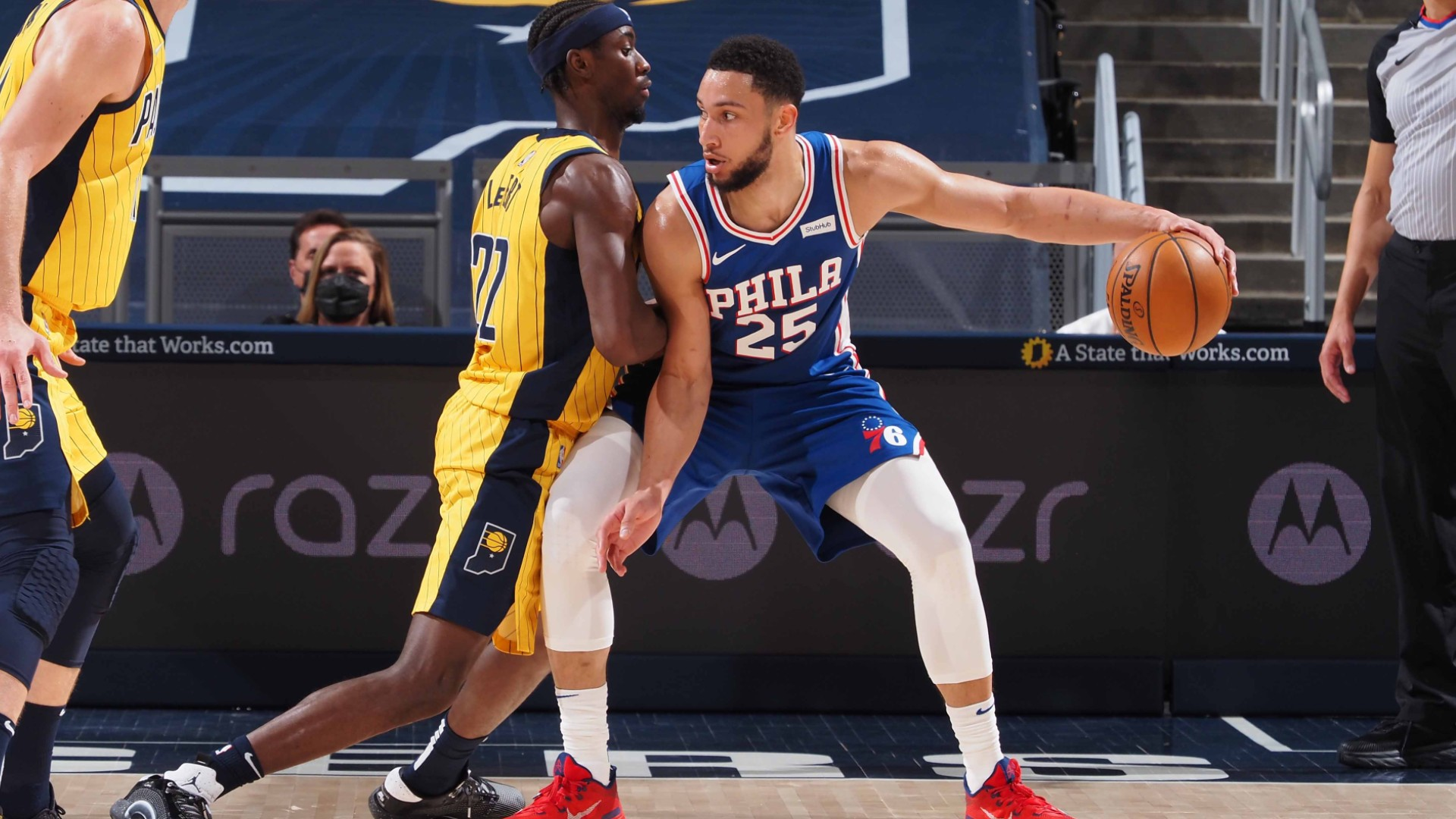 Game Recap: Pacers 103, Sixers 94