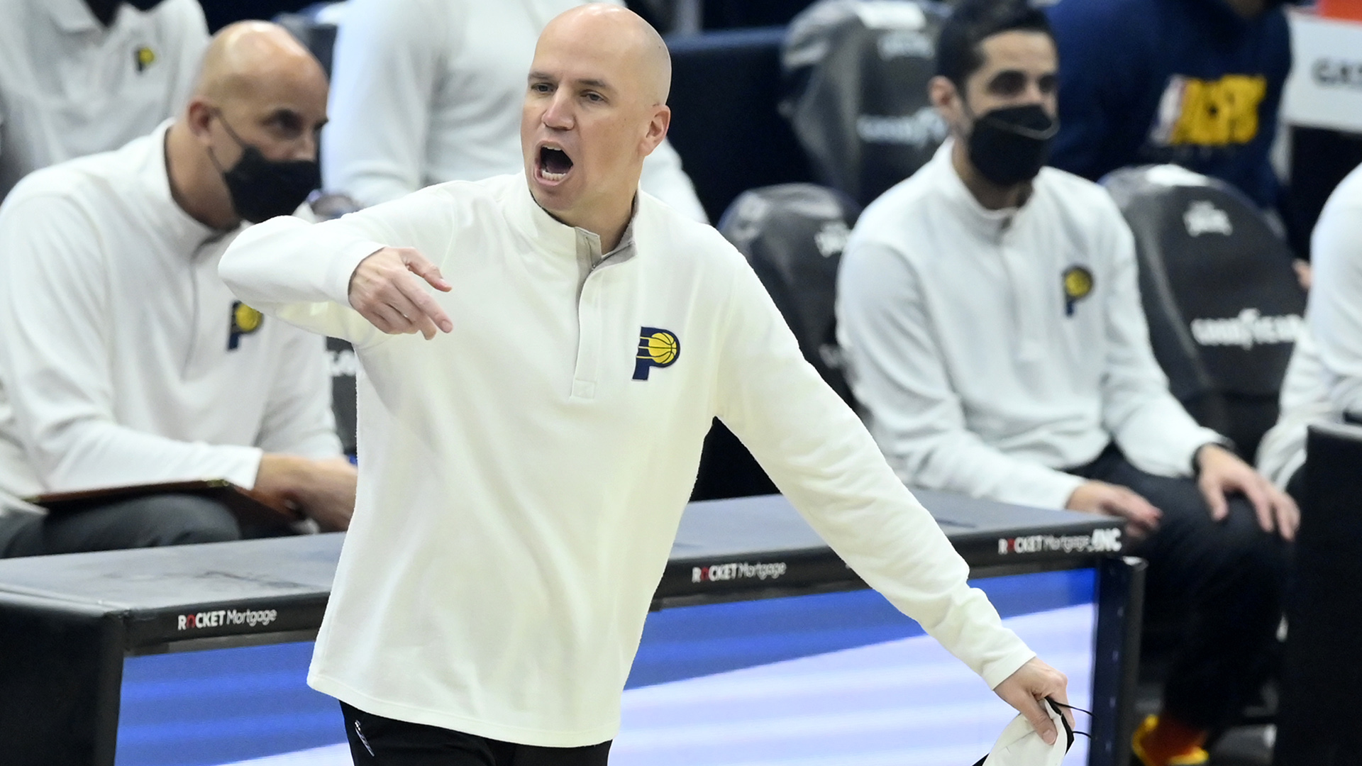 Nate Bjorkgren out as Pacers coach