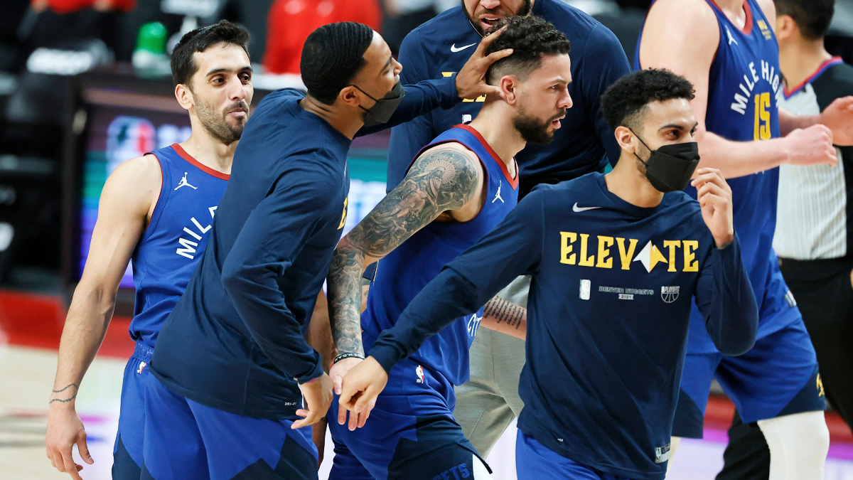 Inside The NBA: Nuggets' supporting cast shines in Game 3 victory