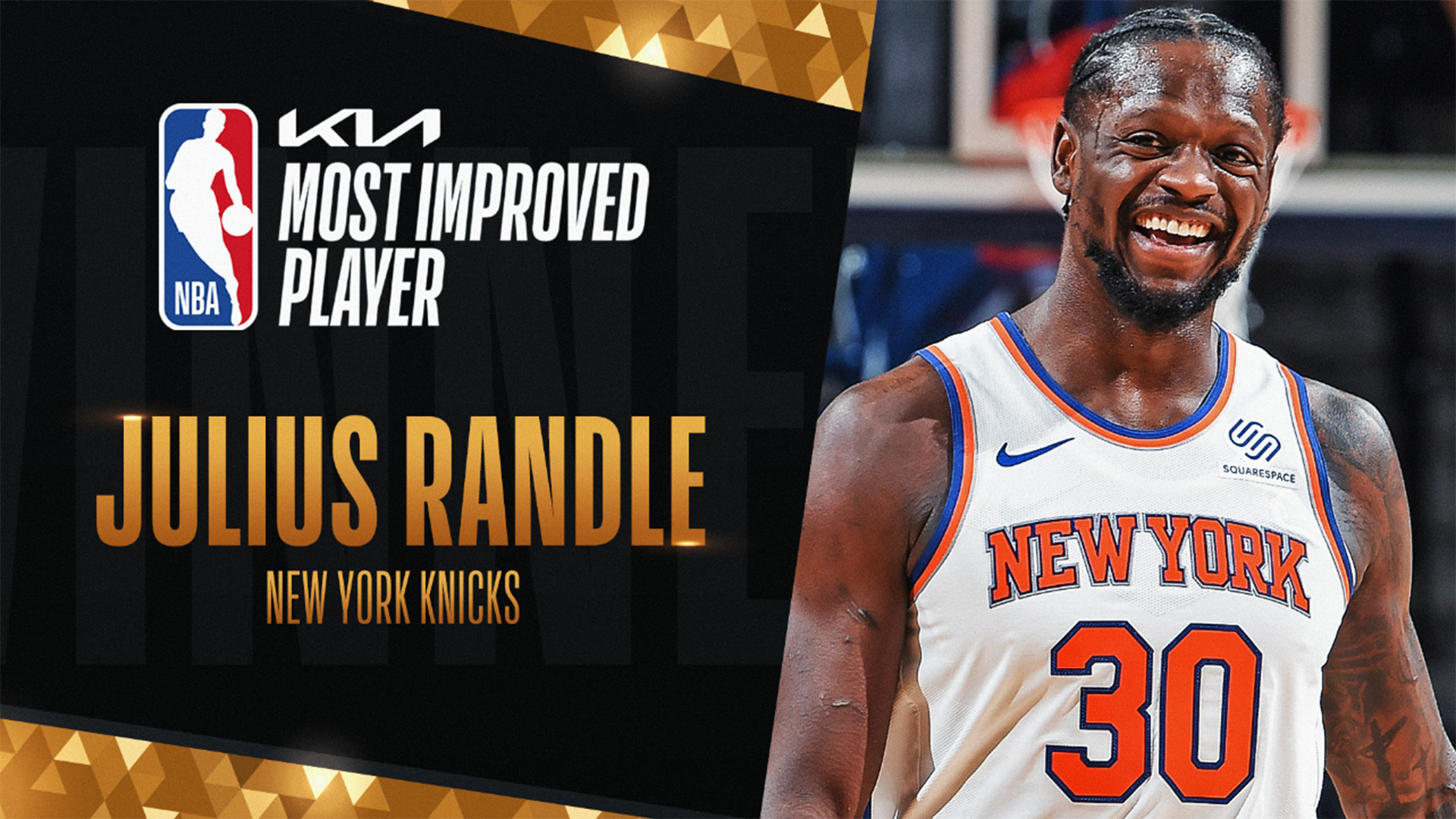 NBA Most Improved Player Award Winners