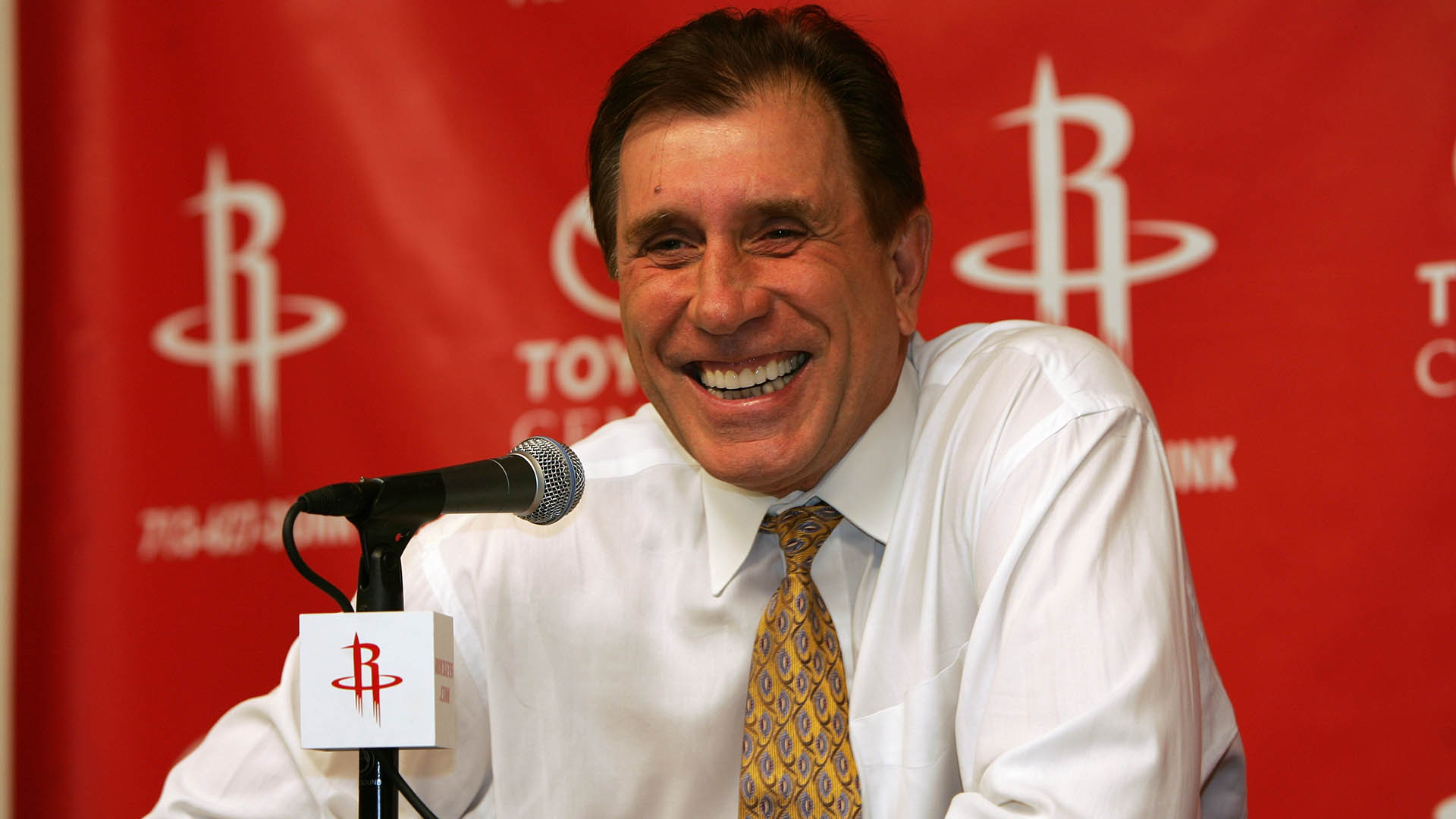 Q&A: Rudy Tomjanovich on his long-awaited Hall of Fame call