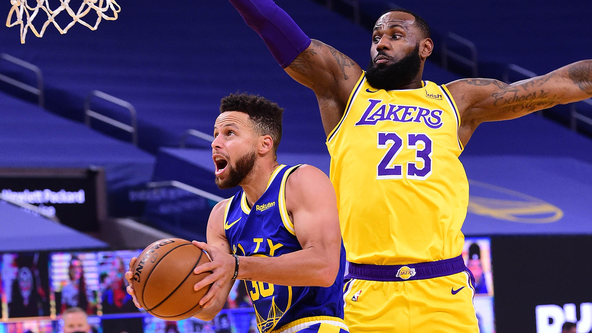LeBron's Lakers or Steph's Warriors: Who has edge?