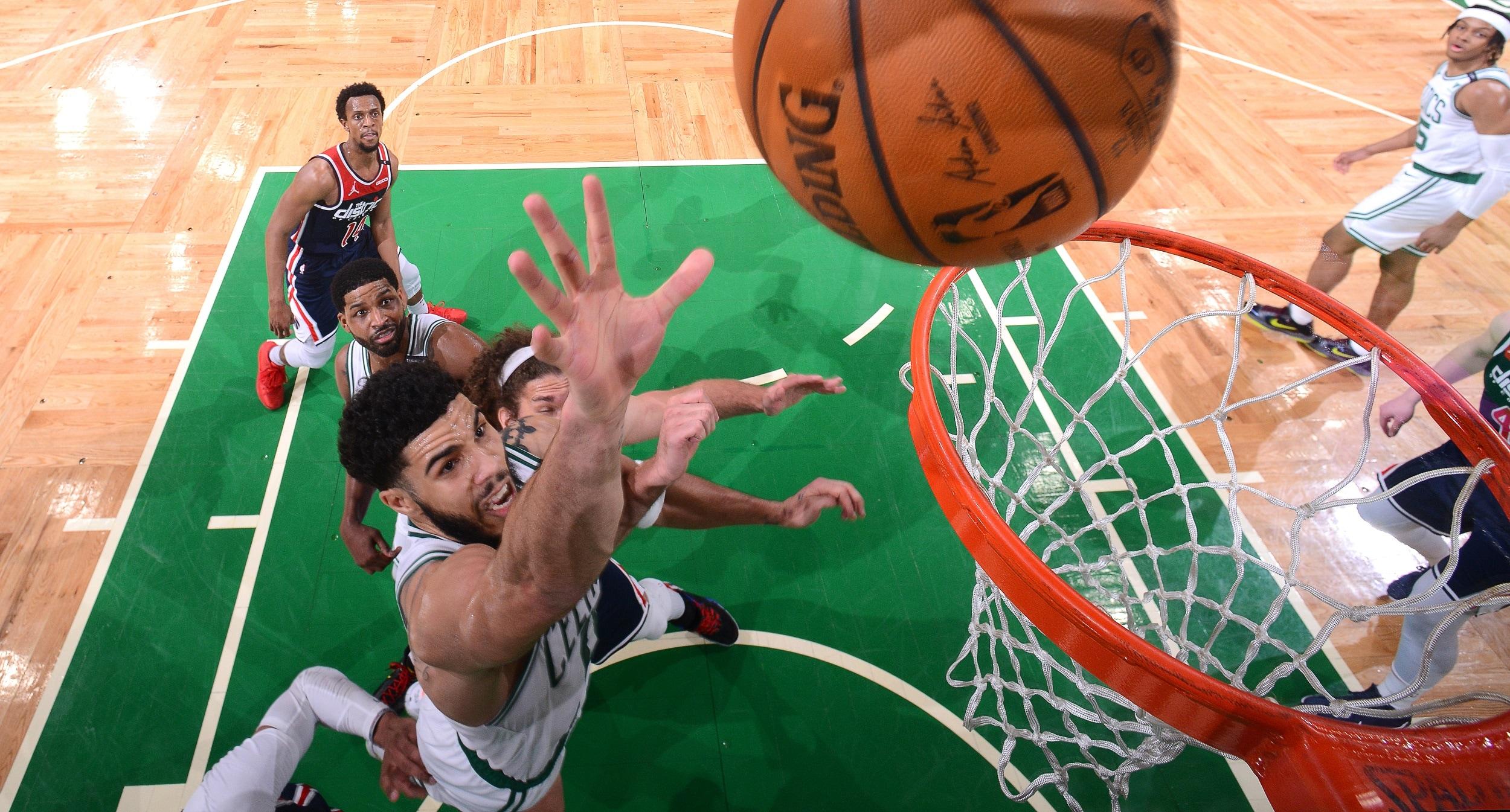 Game Recap: Celtics 118, Wizards 100
