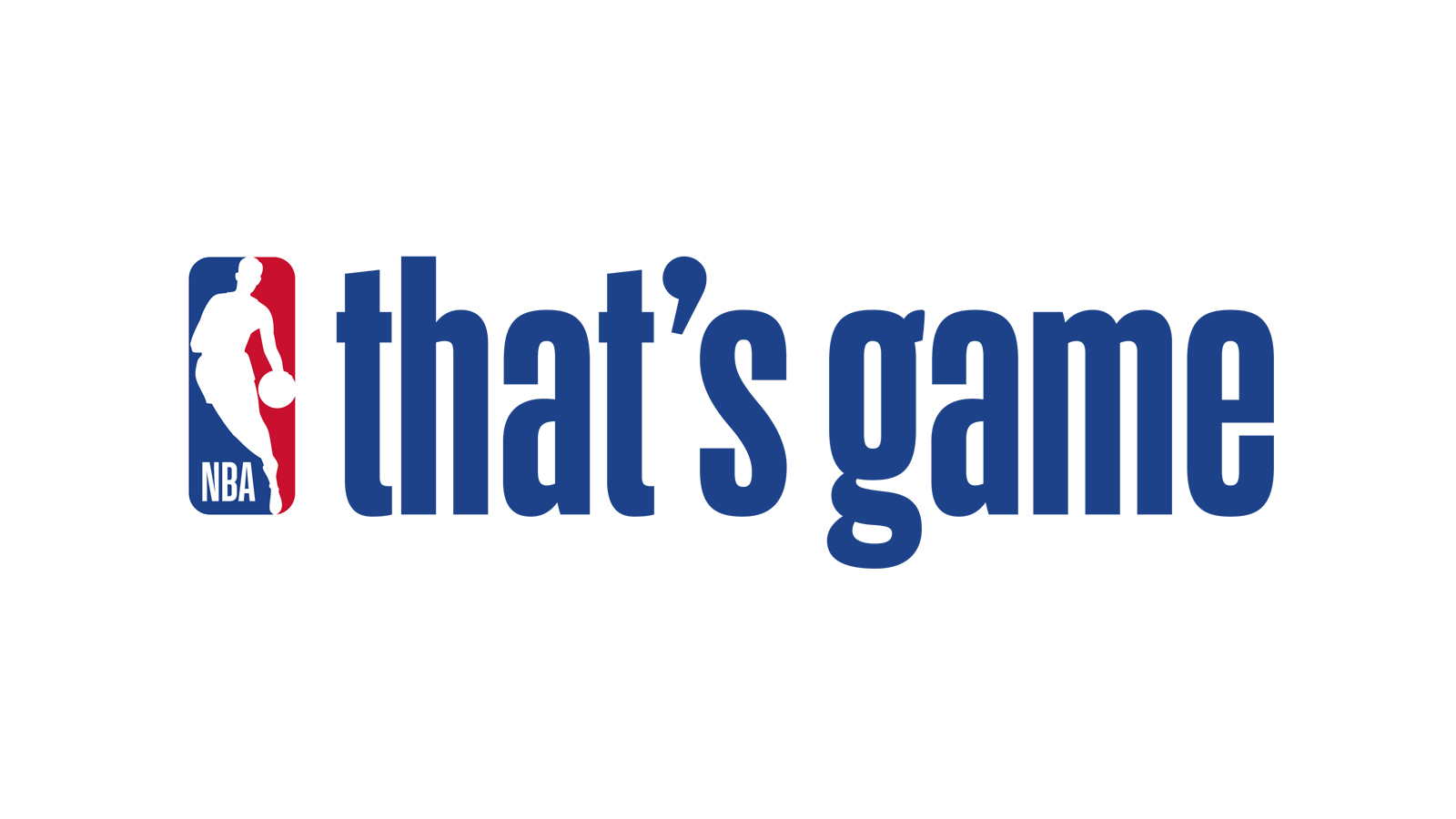 'That's Game' campaign celebrates NBA's impact on and off the court