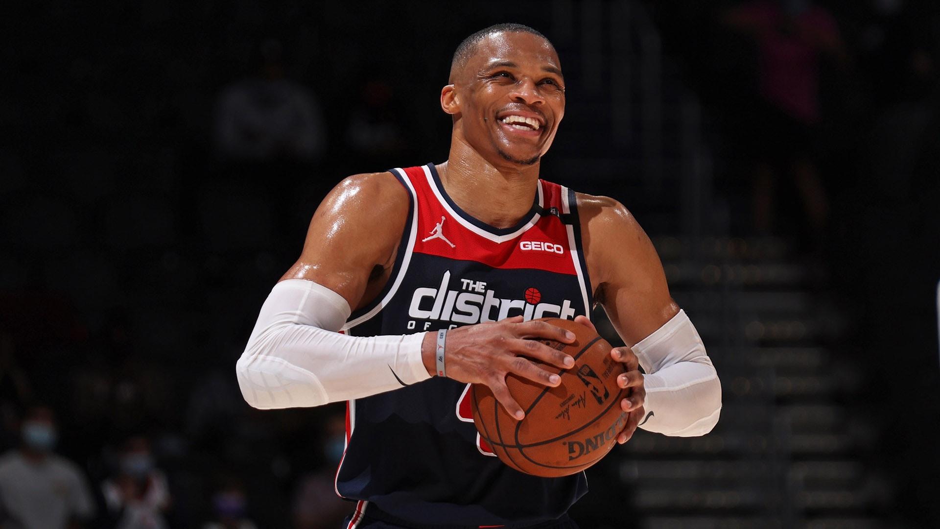 Westbrook's career triple-double journey