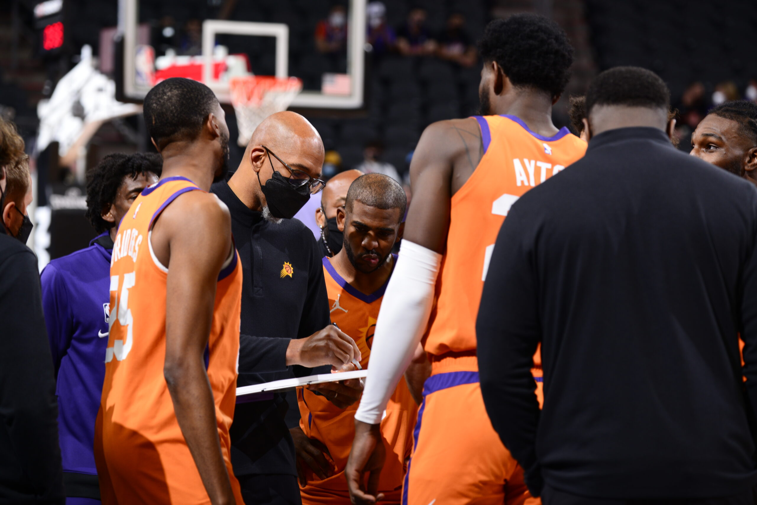 Suns' Monty Williams receives NBCA Coach of the Year honors
