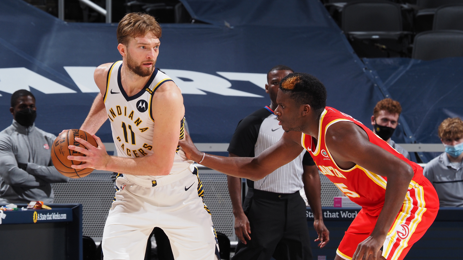 Game Recap: Pacers 133, Hawks 126