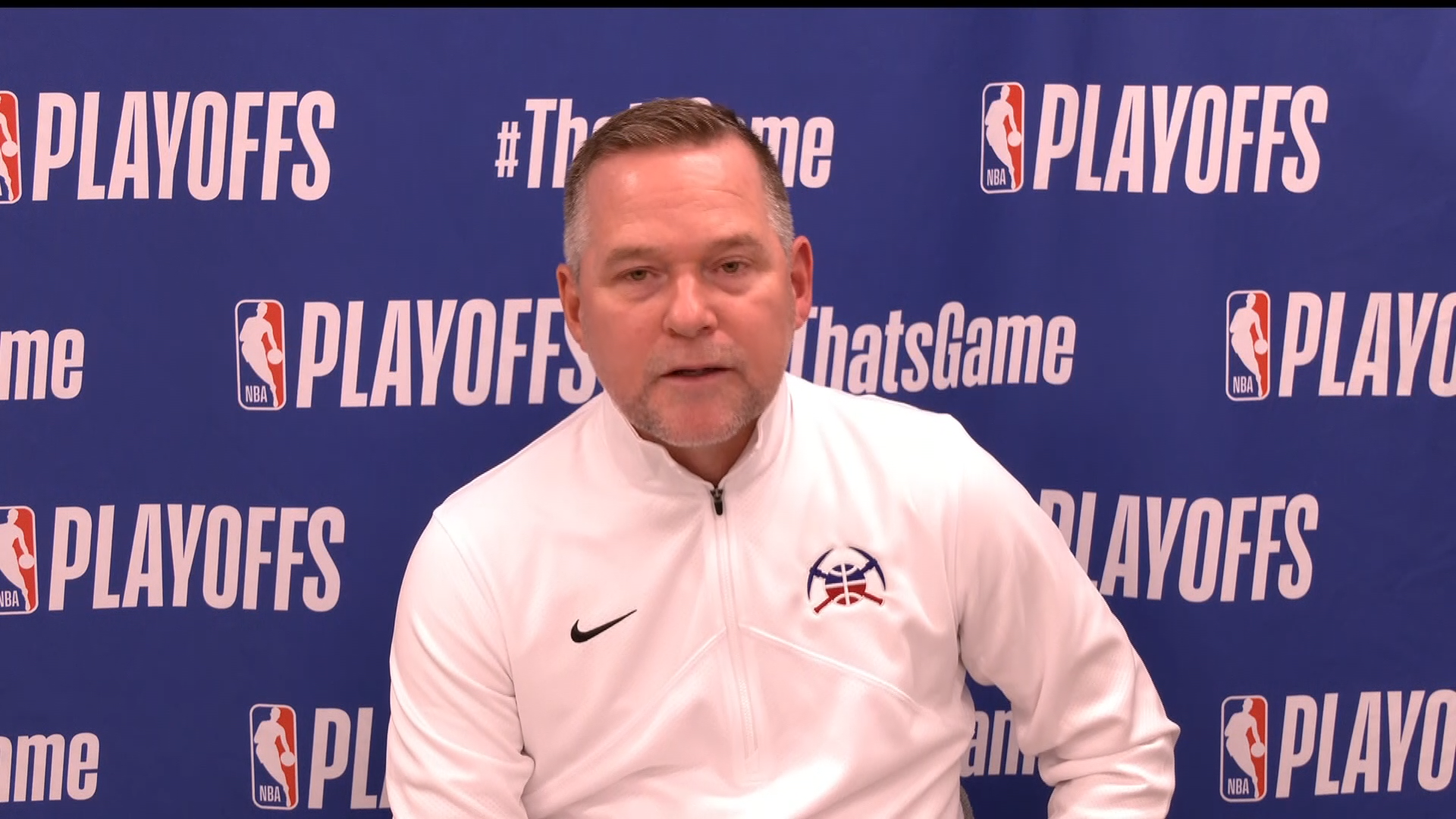 Inside the NBA: Denver's 'embarrassing' Game 2 loss