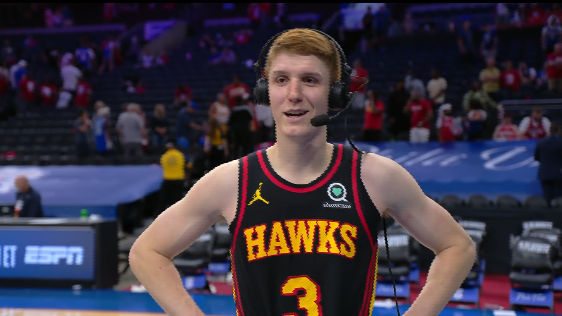 Kevin Huerter: 'This team is special'