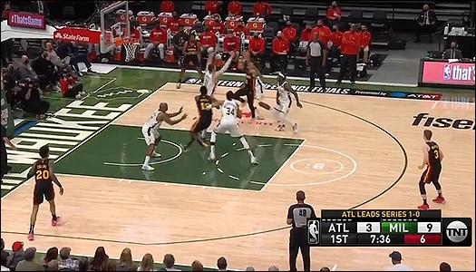 Bucks defense