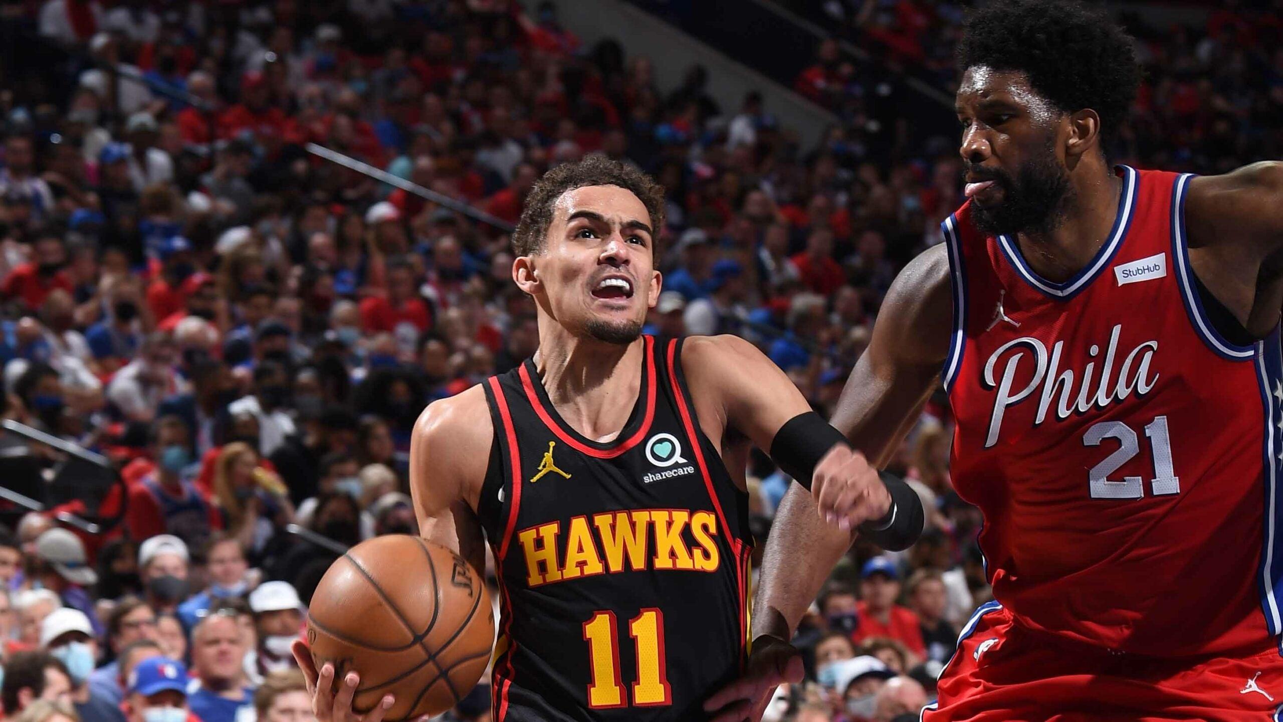 Game Recap: Hawks 128, 76ers 124