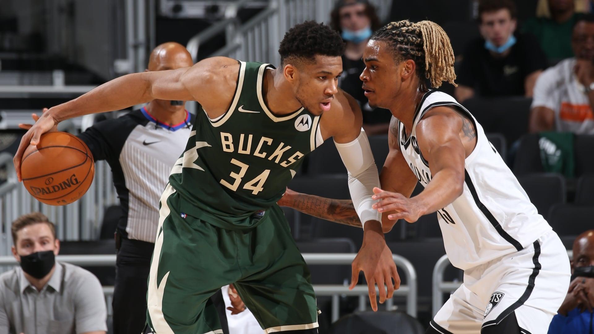 Game 3 Recap: Bucks 86, Nets 83