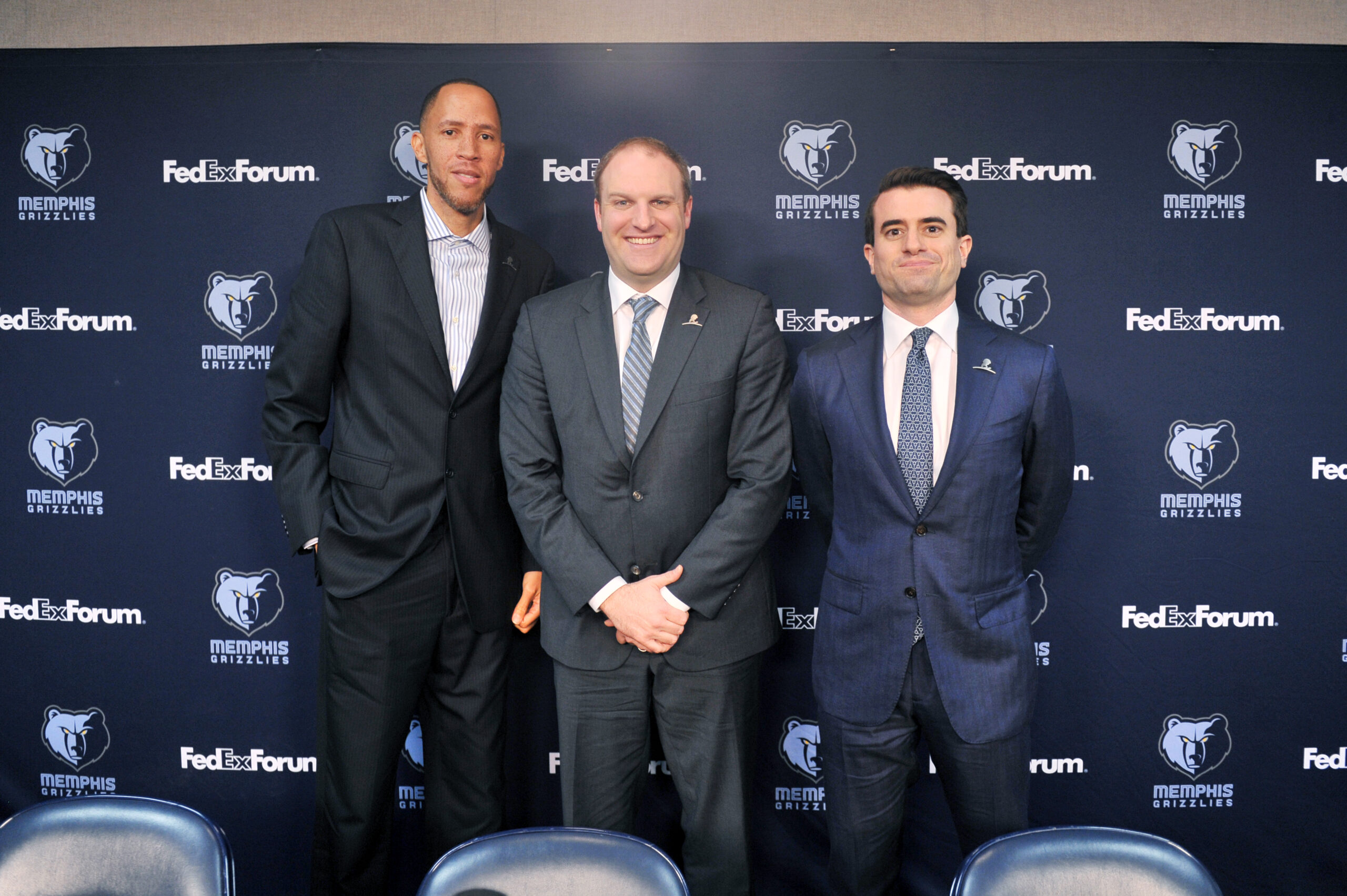 Memphis Grizzlies extend contract of Executive Vice President of Basketball Operations and General Manager Zach Kleiman