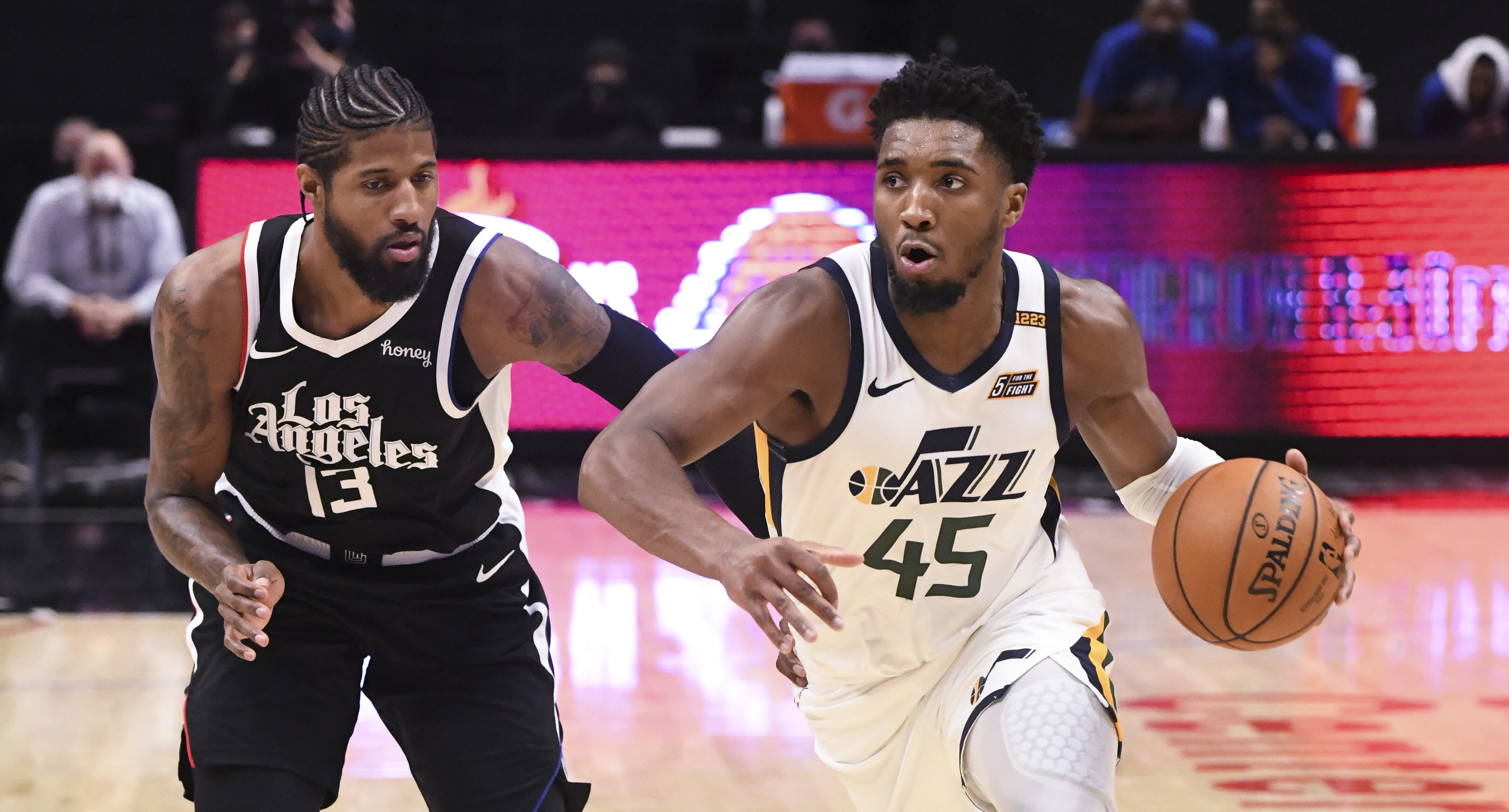 5 stats to know ahead of Jazz-Clippers on ABC