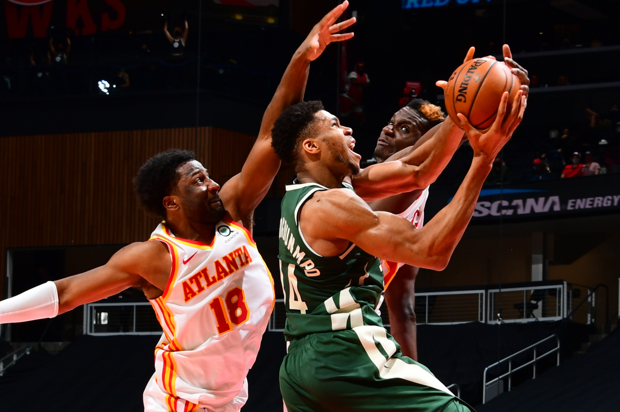 Inside the NBA: Bucks too big, too much for Hawks?